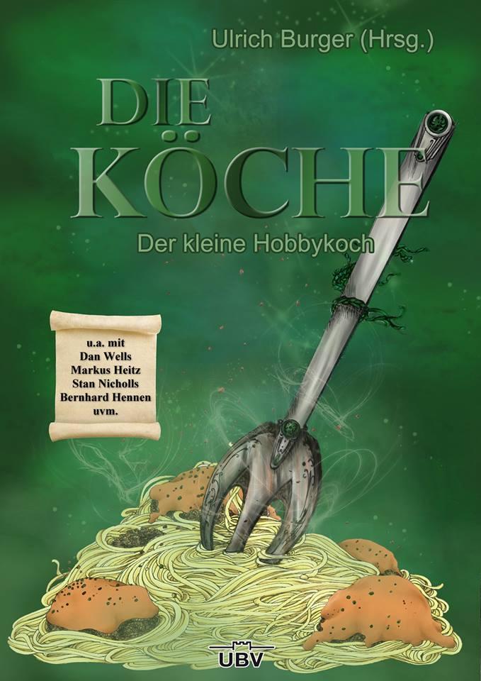 Cover von der Anthologie `Die Köche 3 - Der kleine Hobbykoch´ aus dem UBV