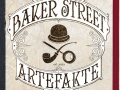 Cover Anthologie Bakerstreet Artefakte November 2015
