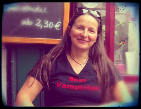 Die böse Vampiröse in Marburg 2