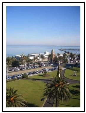 St Kilda Melbourne Australia Aquarii