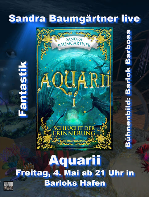 BB E-Book-Event Aquarii Lesung