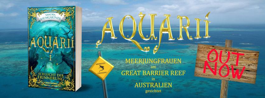 Aquarii Cover Meerjungfrauen Australien