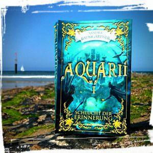 Strand Buch Fantasy Meerjungfrauen Aquarii