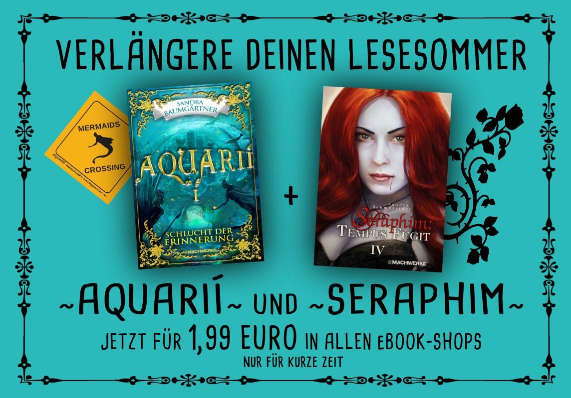 Seraphim, Aquarii, Angebot, Günstig, Promotion