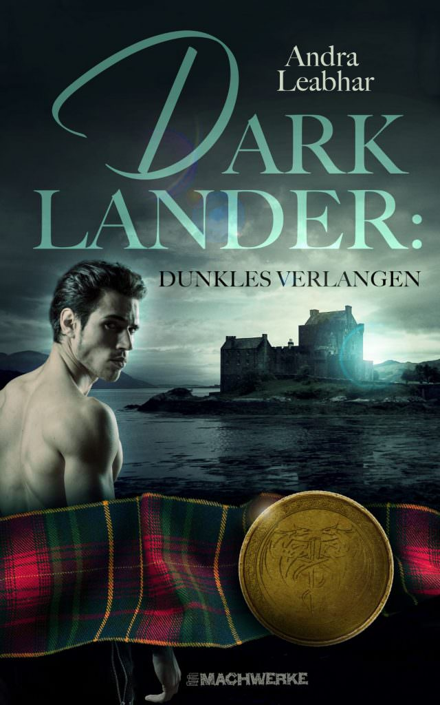 Darklander_Dunkles Verlangen-Buchcover Erotic Literatur