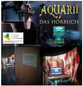 #aquariihörbuchprojekt #sandrabaumgaertner #lesehöhle #hörbuchproduktion #machwerke #6punktefürdiekultur #stipediumrheinlandpfalz #sandrabaumgaertner #selfpublishing